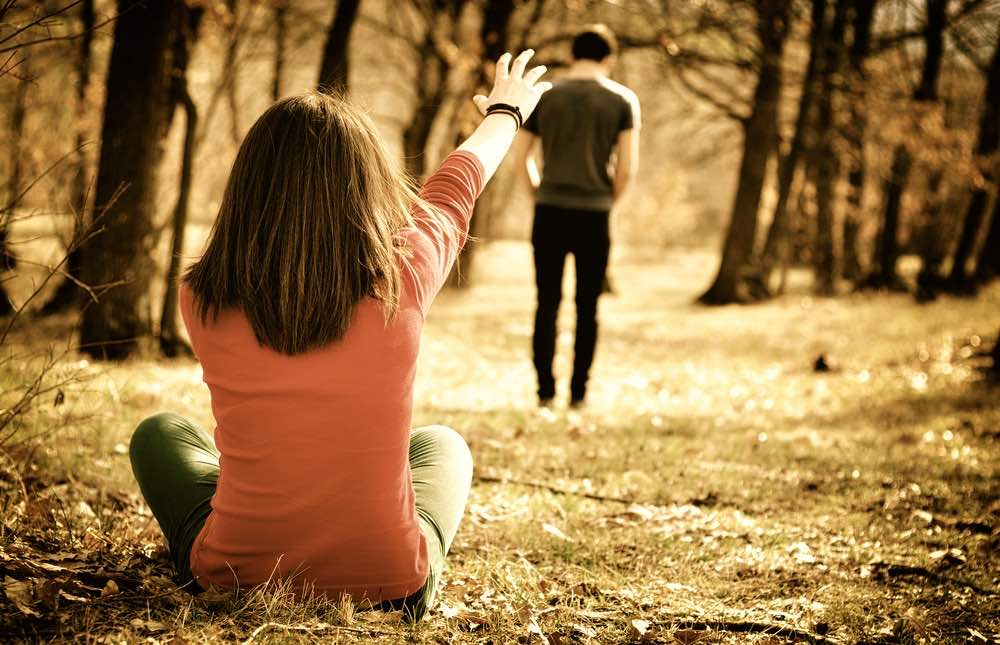 amour non reciproque-souffrance-rupture-celibattante