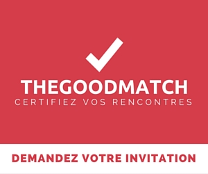 The Good Match, Certifiez vos rencontres amoureuses