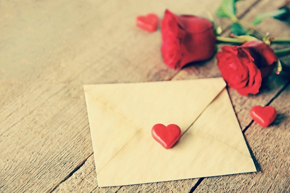 courrier du coeur
