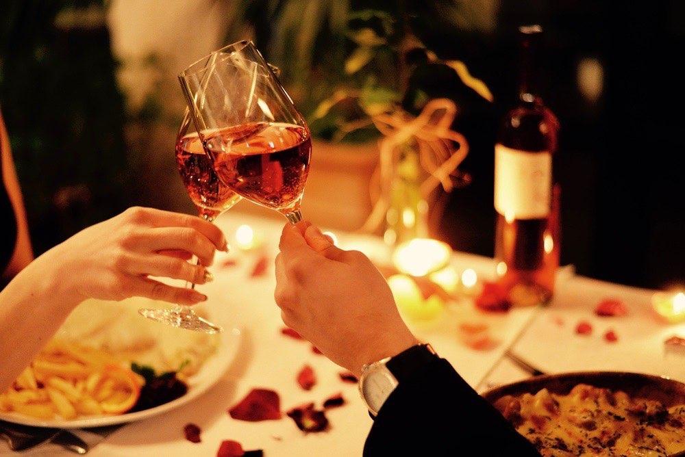 diner en amoureux a paris